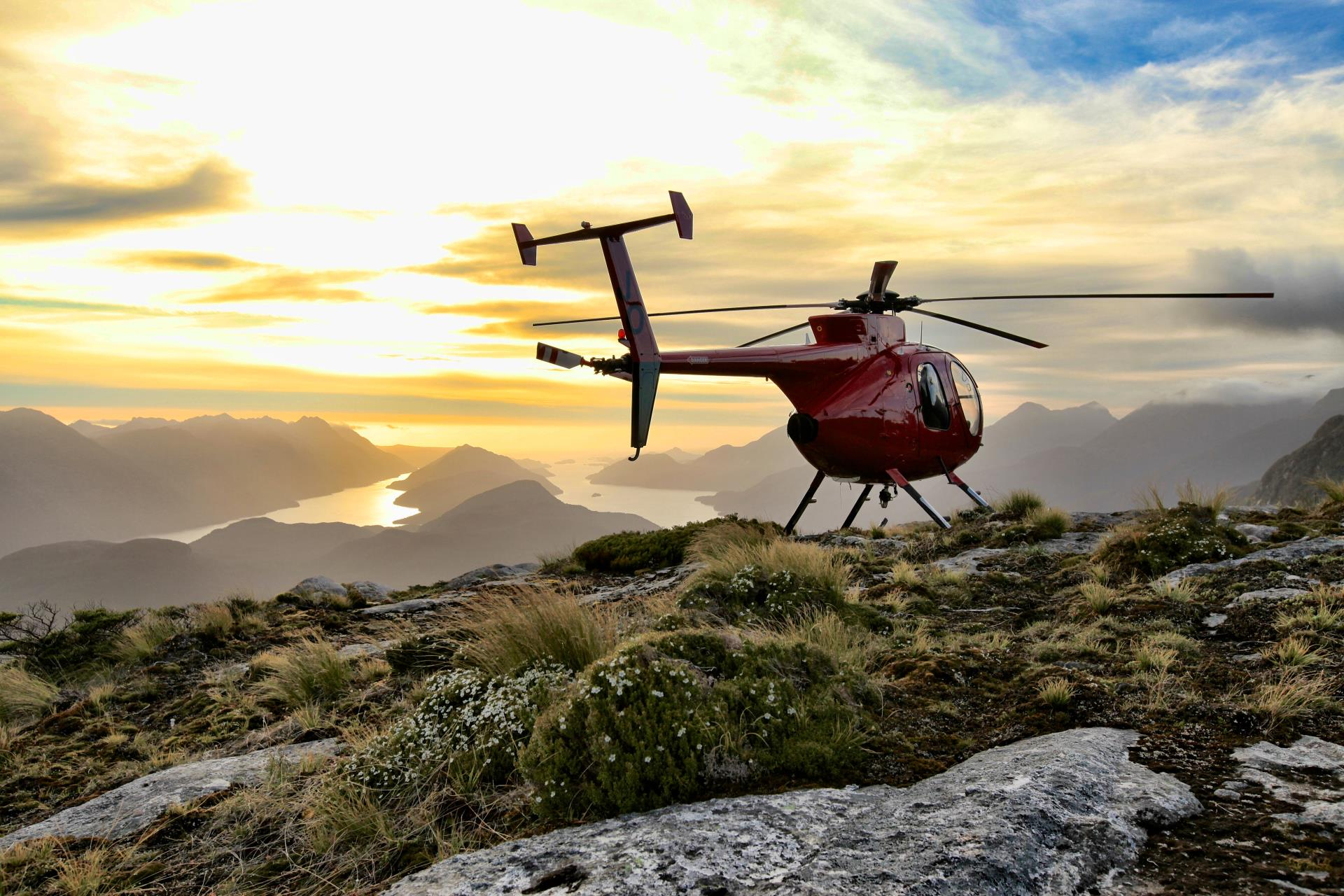 Experience The Majestic Fiordland Mountains
