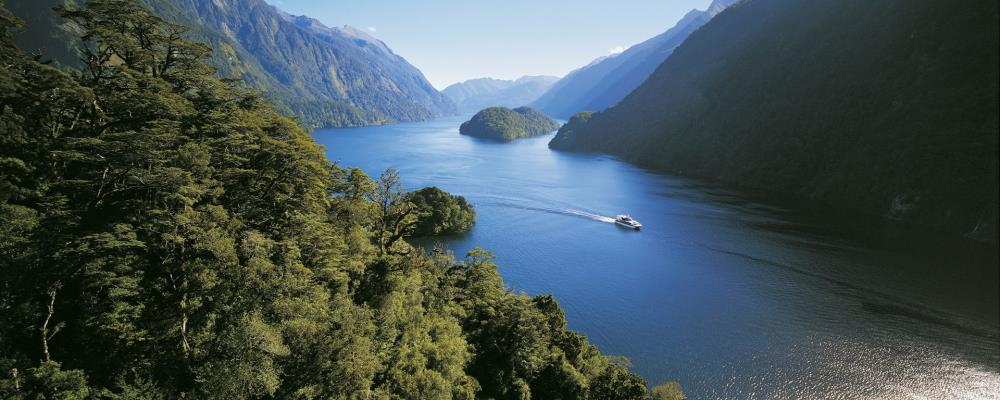 Doubtful Sound Wilderness Cruises
