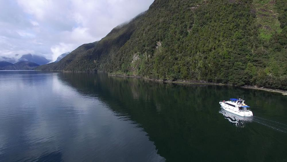 Fiordland Cruises Doubtful Sound Overnight Cruise
